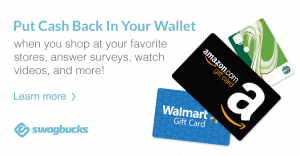 Join Swagbucks And Get A $5 Signup Bonus
