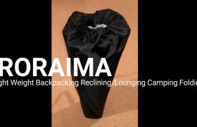 RORAIMA Reclining Camping Chair