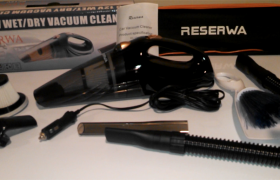 Reserwa Wet Dry Car Vacuum