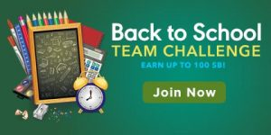 Swagbucks Back To School Team Challenge
