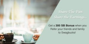 Join Swagbucks in September and get a 300 SB Bonus!!