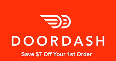 Doordash - Order Now And Get $7 Off Your First Order