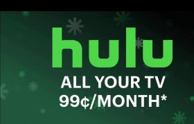 HULH for 99 cents per month for an entire year