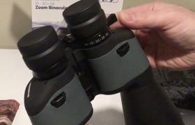 Maginon Professional Grade 10x30x60 Zoom Binoculars