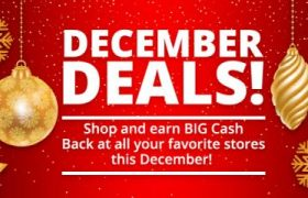December Deals At Swagbucks
