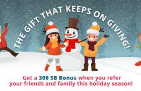 Swagbucks - Get a 300 SB bonus in January!