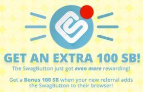 Swagbucks Extra 100 SB